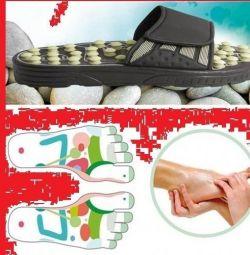 Reflex slippers