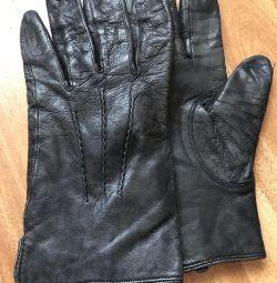 Mănuși pentru femei mărime 9 piele autentică