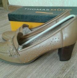 Новые туфли thomas munz
