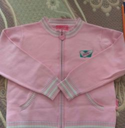 Barbie zip sweater, p.110