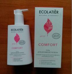 Ecolatier Гель для интимной гигиены Comfort 250мл