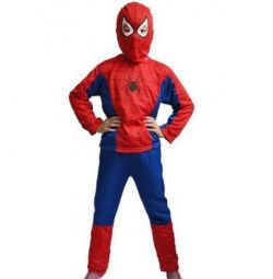 Spiderman Carnival Costume