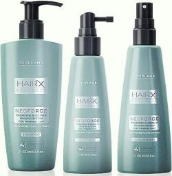 Oriflame Elegant set against hair loss