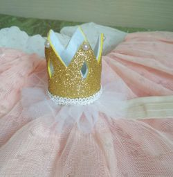 New baby crown