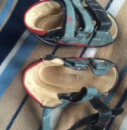 Ботинки ортопедические Германия. 20 размер