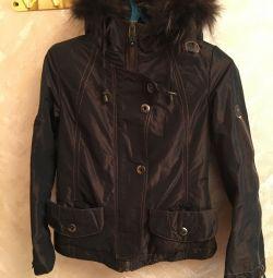 Jacket for girls 40-42 size