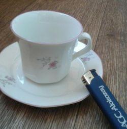 Ζεύγος καφέ