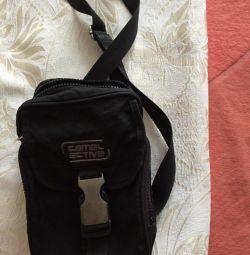 İyi durumda kullanılan erkek çantası «Camell»