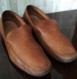 Shoes leather Francesco Donni