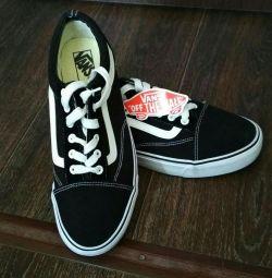 Spor ayakkabı Vanse yeni