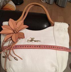 Τσάντα Eleganzza (γνήσιο δέρμα)!