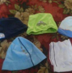 тонкі шапочки