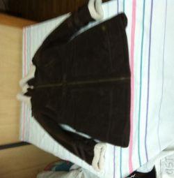 Women's sheepskin coat Fracomina