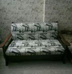 Selling a favorite and comfortable sofa bed.