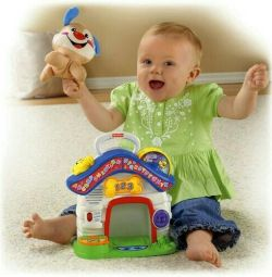 Yavru Fisher Price
