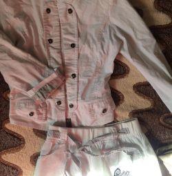 Пиджак и шорты 👓