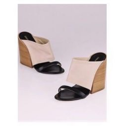 Chloe, original, italy, new clogs