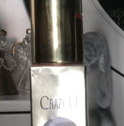 DESCOMBUIRE 20%! Parfum Crazy U Non-Stop CIEL