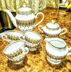 Сервиз кофейный/чайный , Рижский ФЗ