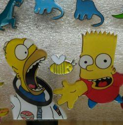 Simpsons - insigne