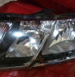 Headlight reno