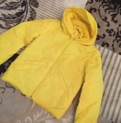 Κίτρινο σακάκι