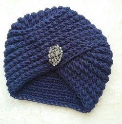 Handwork! Turban. A cap