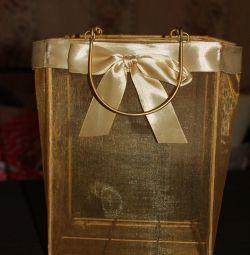 Package gift frame