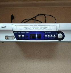 VCR JVC HR - J491MS