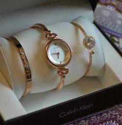 Ceas pentru femei Calvin Klein