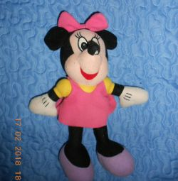 Toy Minnie Mouse.