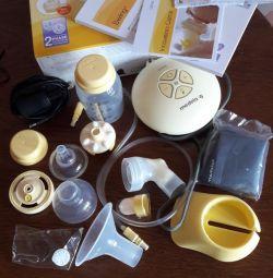 Pompă electrică de sân