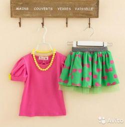 New costume in kindergarten 1,5-3 years
