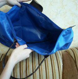 Μια τσάντα για το νοικοκυριό, αξιοπρεπή για ψώνια)