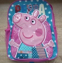 New Peppa Kids Backpack