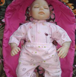 Κούκλα μωρό ΝΕΟ