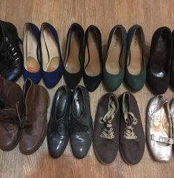 Ayakkabı, bot, ayakkabı