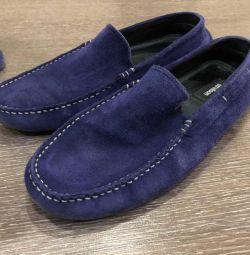 STRELLSON men's moccasins