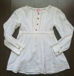 Blouse for the girl cotton 128