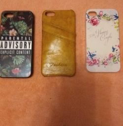 IPhone 4 & 4S, 5 carcase