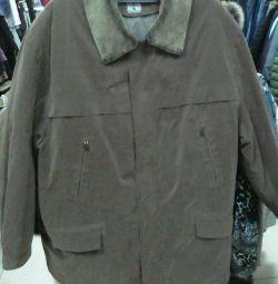 Jacket soțul p74-76. Dimensiune mare! Licitatie!