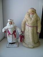 Παιχνίδια από την ΕΣΣΔ Santa Claus 1960 2τμ