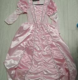 Carnival beautiful dress for a girl