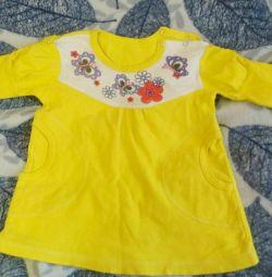 Dresses and tunics