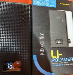 Powebank Pineng pn-963 10000mAh новый