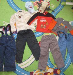 Pants p104-110