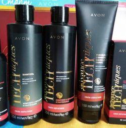 Avon Advance Techniques Hair Care Kit