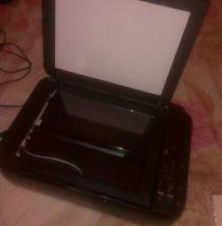 Printer + scanner + copier