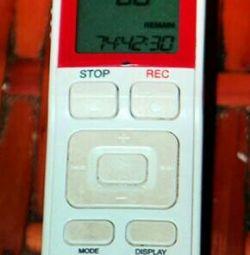 Ψηφιακός φωνητικός καταγραφέας Εγγραφή φωνής Olympus VN-500