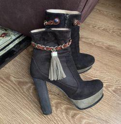Μπότες παπουτσιών Gianni Marra, Ιταλία